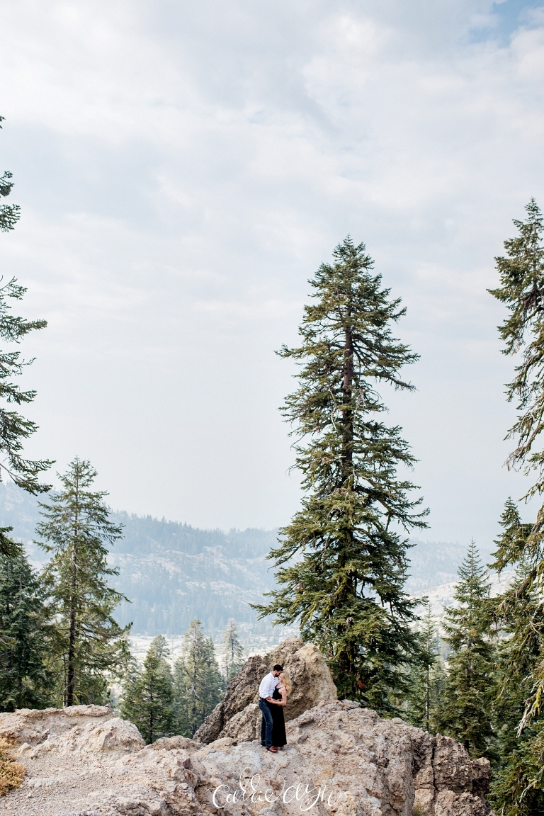 Carrie Ayn; Lake Tahoe Engagement Photographer; Apple Hill Photographer; Sacramento Photographer