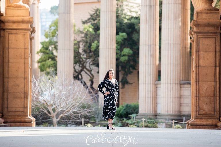 San Francisco Senior Session