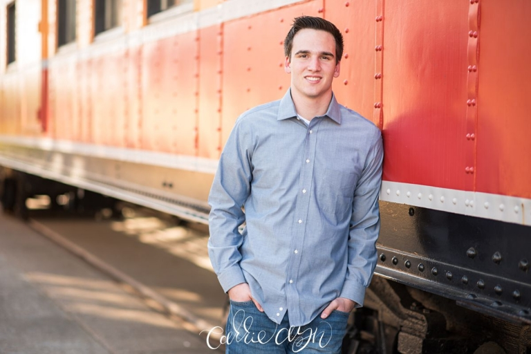 El Dorado Hills Senior Photographer; Oak Ridge High School