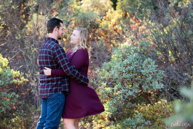 Sly Park Lake Engagement Session