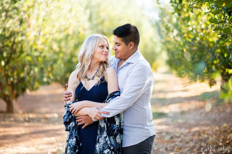 High Hill Ranch Engagement Session