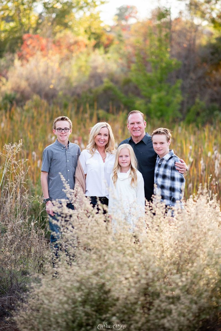 Fall Mini Sessions in Sacramento and El Dorado Hills