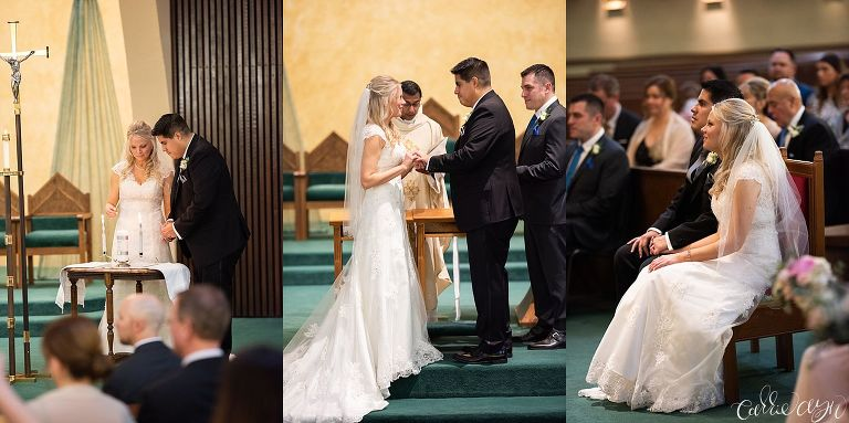 SS Peter & Paul Catholic Wedding